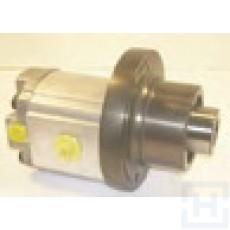 Hydrauliek motor Type 0367