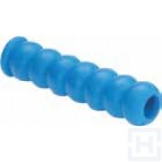 "HANDLE BLUE RUBBER DN5/16"""