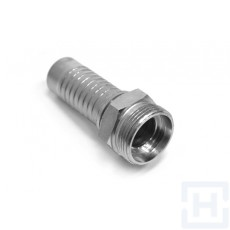 MALE STUD, METRIC THREAD,24ª CONE Ø8 L 14X1,5 DN1/4""