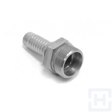 METRIC STUD MALE FRENCH SERIES Ø16.7 M24X1.5 DN5/16""