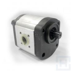 Vervanger voor Marzocchi hydrauliek tandwielpomp Type 2BK2 S16 AS