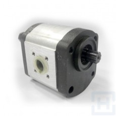 Vervanger voor Marzocchi hydrauliek tandwielpomp Type 2BK2 S30 AS