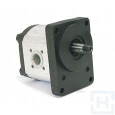 Vervanger voor Salami hydrauliek tandwielpomp Type 2PB19S-B25B1