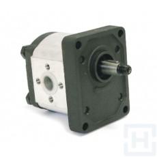Vervanger voor Salami hydrauliek tandwielpomp Type 2PB4.5D-P28P1