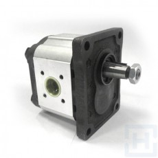Vervanger voor Salami hydrauliek tandwielpomp Type 2PB6.2D-B28P1