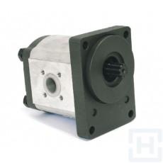 Vervanger voor Salami hydrauliek tandwielpomp Type 2PB8.3D-B62B1