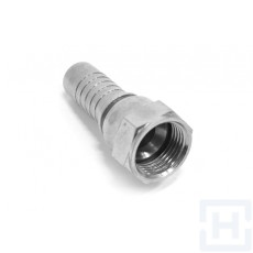 "S.S. JIC SWIVEL FEMALE 3/4"" 16H UNF DN1/2"""