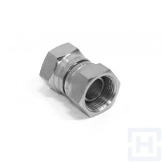 "ADAPTOR BSP SWIVEL F- BSP SWIVEL F 60º 1""1/4 BSP 1""1/4 BSP"