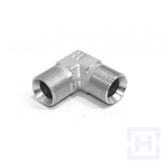 "90º ELBOW MALE (SQUARE) 1/2"" BSP 1/2"" BSP"