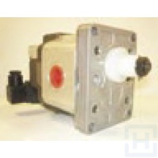 Hydrauliek motor Type C10.8L 00589/145/032