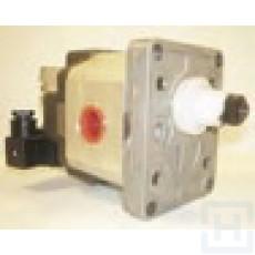 Hydrauliek motor Type C10.8L 00859/210/032