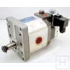 Hydrauliek motor Type C14.4L 01193/210/032
