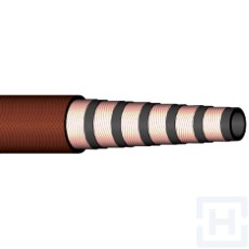 SAE 100 R15/SAE J517 R15 1''1/4 TRALEHOSE