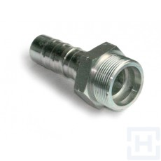 S.S. METRIC MALE STUD INTERLOCK 24º Ø20 S M30X2 DN3/4""