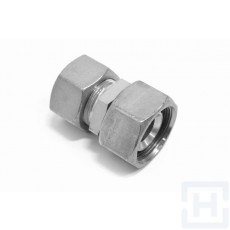 SS. STANDPIPE REDUCER NUT&RING (S SERIE) Ø6 Ø12 S