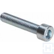 SCREWS FOR SAE FLANGES M8X30 3000-6000 PSI 1/2""